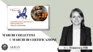 Marchi collettivi e di certificazione