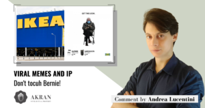 MEME IKEA SANDERS
